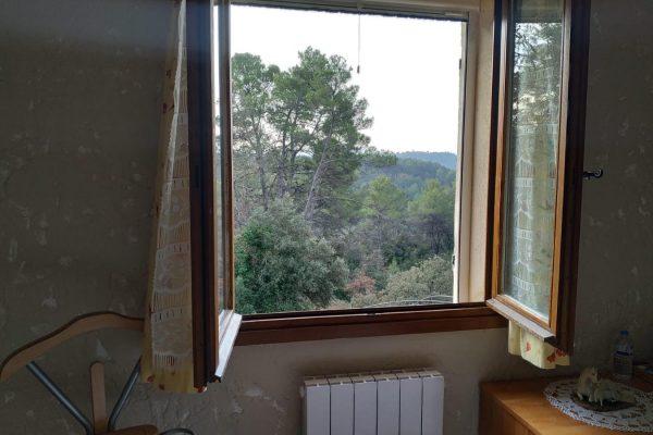 Chambre ORCHIS maison d'hôte de la pinède de Manon Barjols